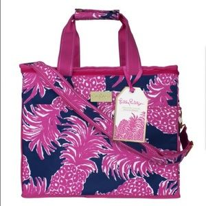 Lilly Pulitzer Flamenco Insulated Cooler
